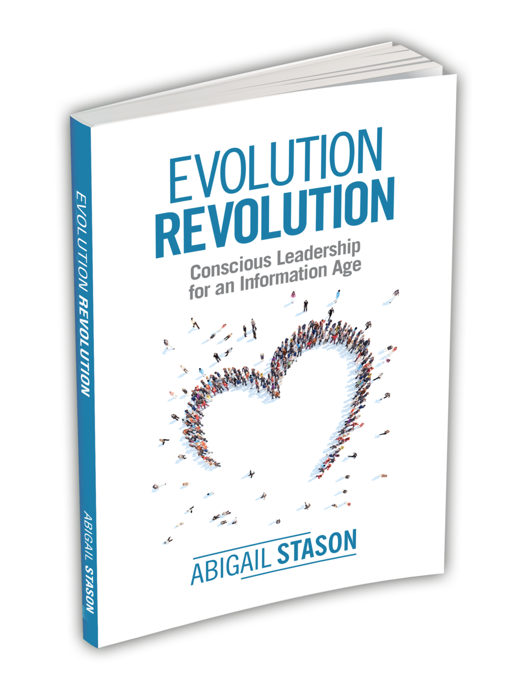 Evolution Revolution by Abigail Stason