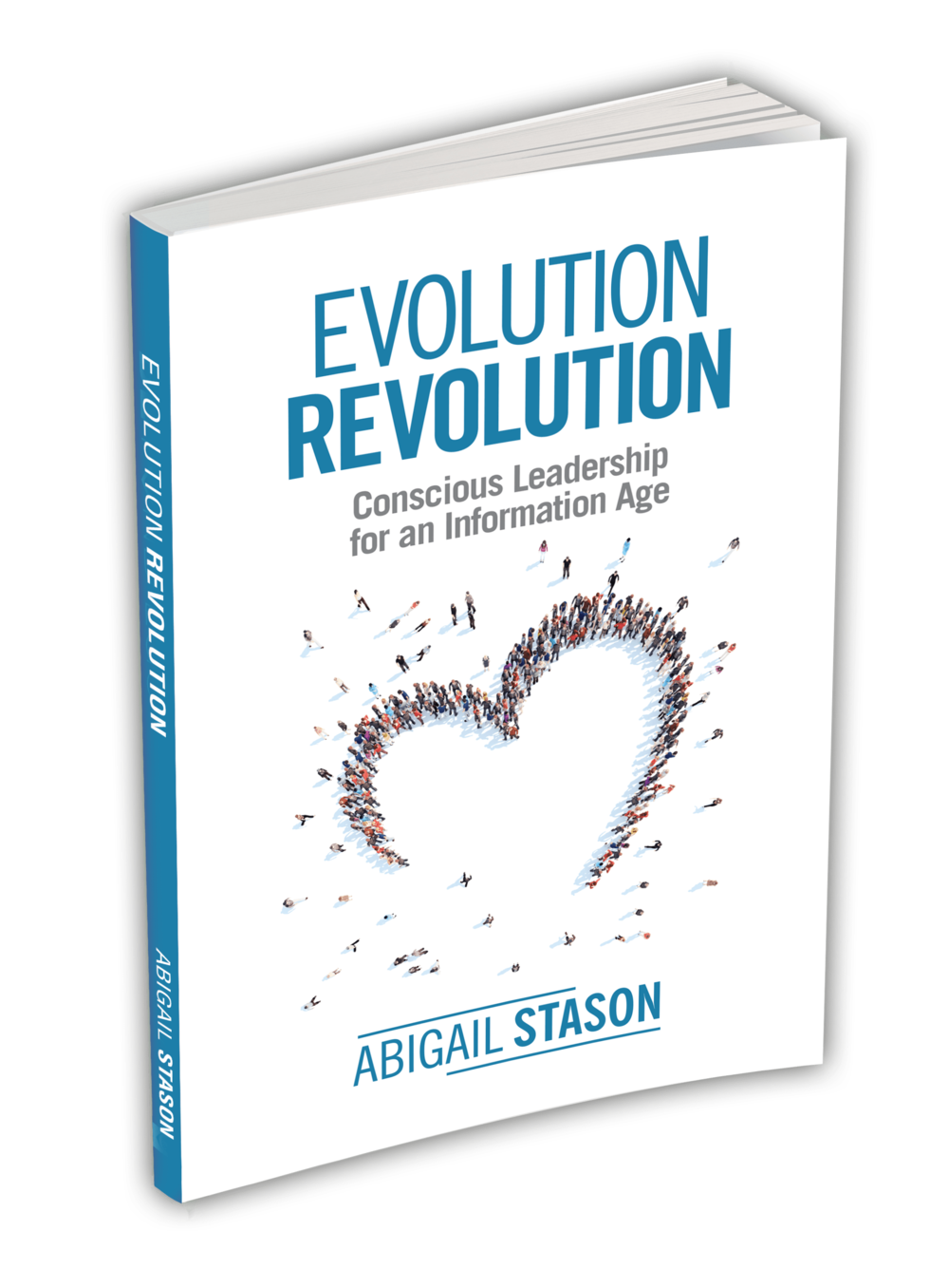 Evolution Revolution - Abby Stason