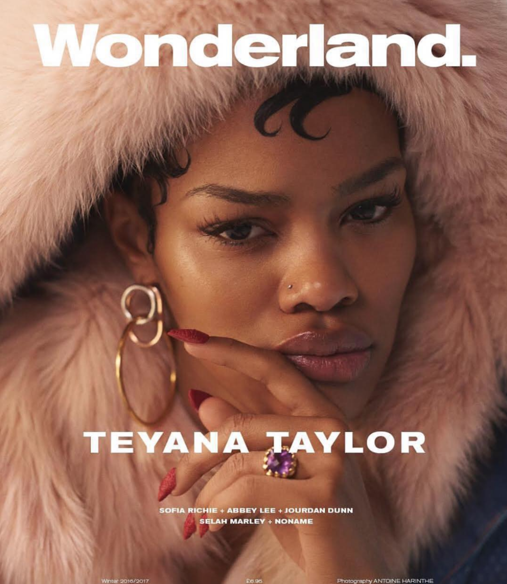 Wonderland Winter Issue 2016/2017