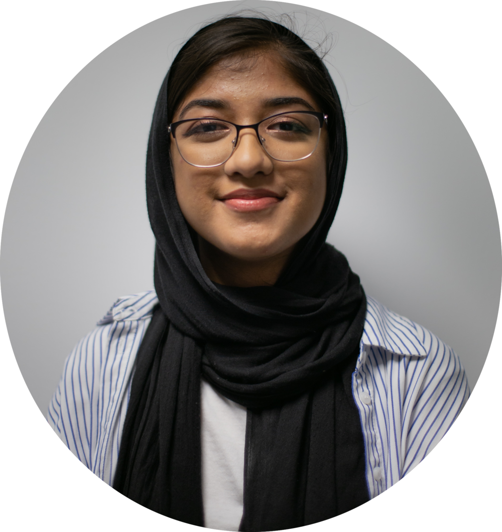 SUMRA SHEIKH   CO-PRESIDENT 4th year, Sociology