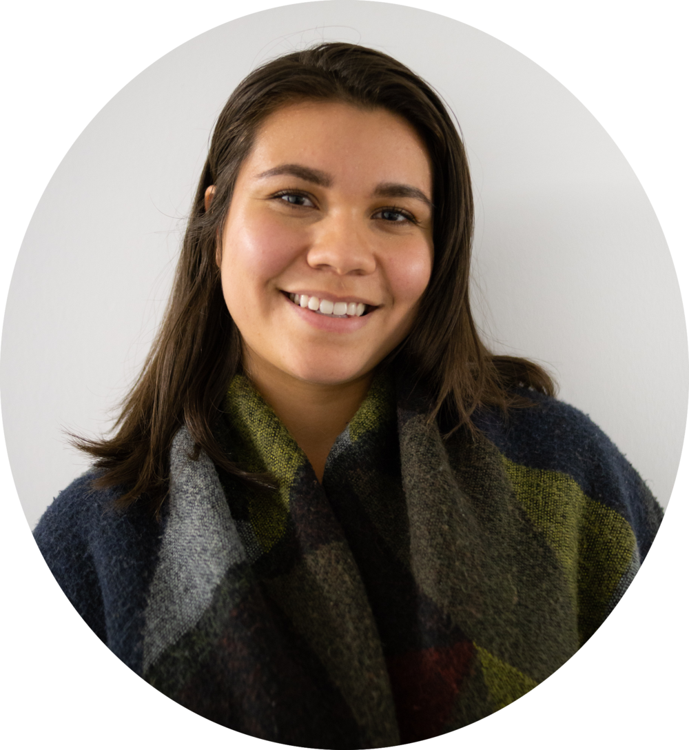 NATALY SANJUR-BUSTAMANTE   General Board Member Masters in Environmental Studies