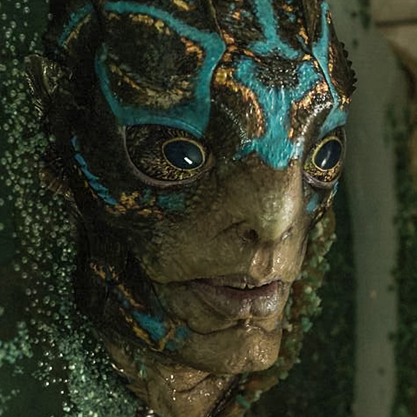 THE SHAPE OF WATER   The Drew Reviews — GenreVision