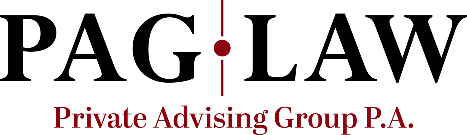 PRIVATE ADVISING GROUP, P.A.