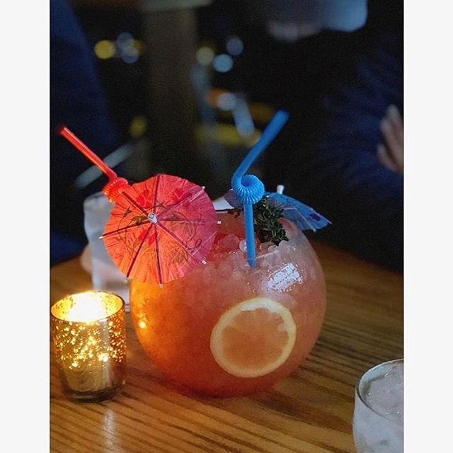 It's Friday, let's go Bowl-ing? Take the plunge and let's get this weekend STARTED. #rustandgold #fishbowls 📸: @alissakins