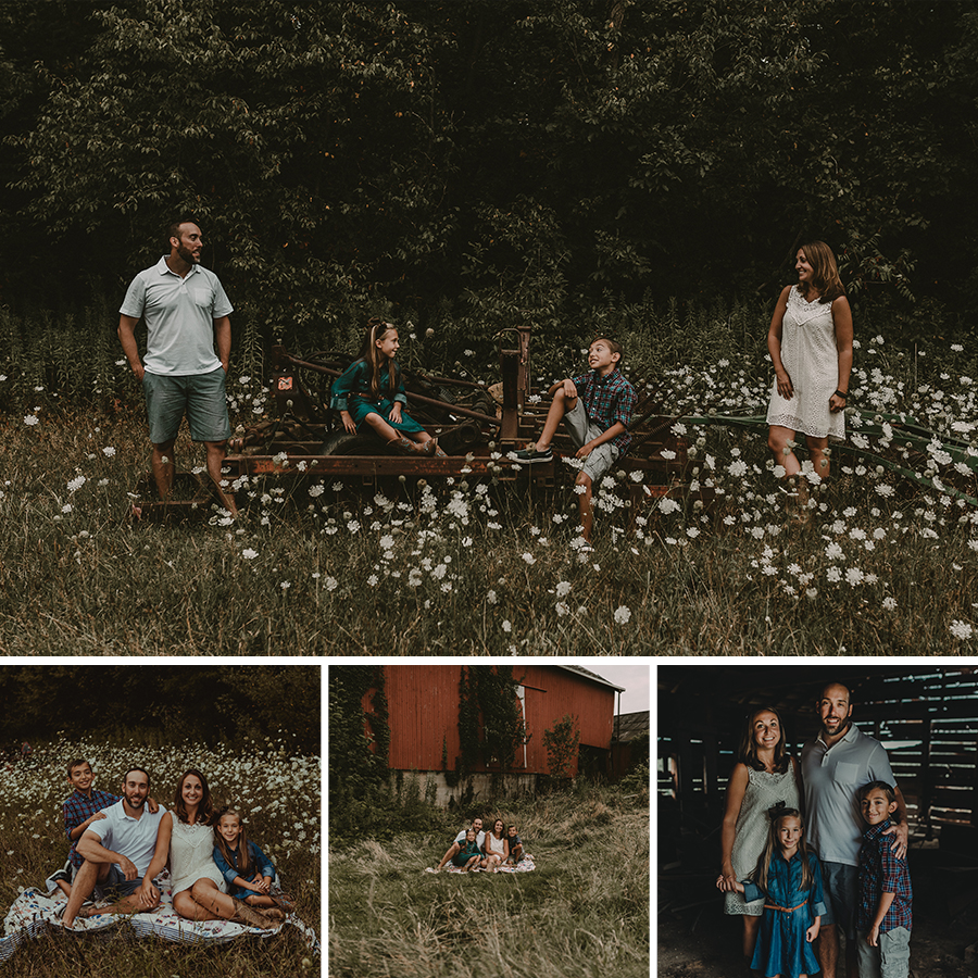 Rustic Family Farm Summer Session | Terry Farms Photography