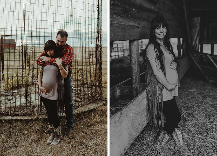 Country Maternity Session [Terry Farms Photography]