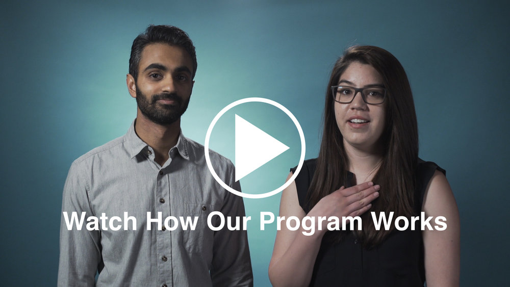 Watch this video that provides education on chronic pain and our program.