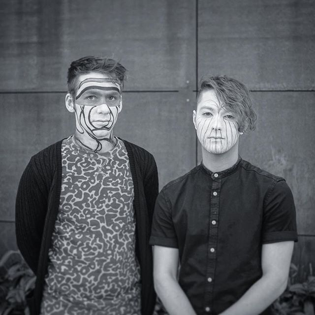 Serious people have serious faces... Photo: @xposre  Face paint: @lx.hurtz • • • #blackandwhitephoto #seattlebands #seattlemusic #popmusic #creative #nwcreatives #indiepop #indiemusic #unsigned #unsignedartist #seriousfaces #bedroomproducer #photoshoot #bandphotos #facepaint #facepainting #unique #homestudio #hipster #singer #vox #alternative #alternativepop #indierock #spotify #spotifyplaylist #producer #producerlife #portrait #kirkland
