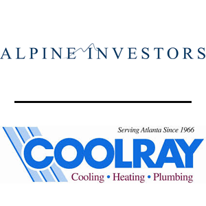 2015: Alpine Investments Purchases Coolray, which later becomes Wrench Group (Atlanta, GA)