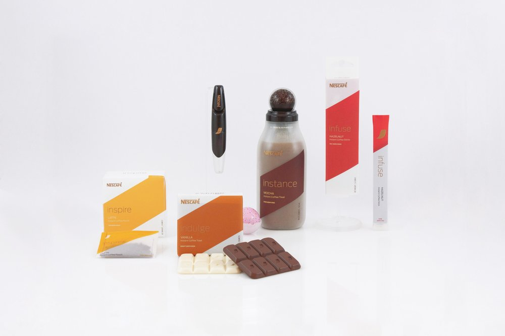 In the Moment Series - Packaging & Branding
