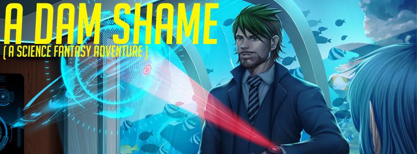 A Dam Shame - Vincent Baker Kickstarter