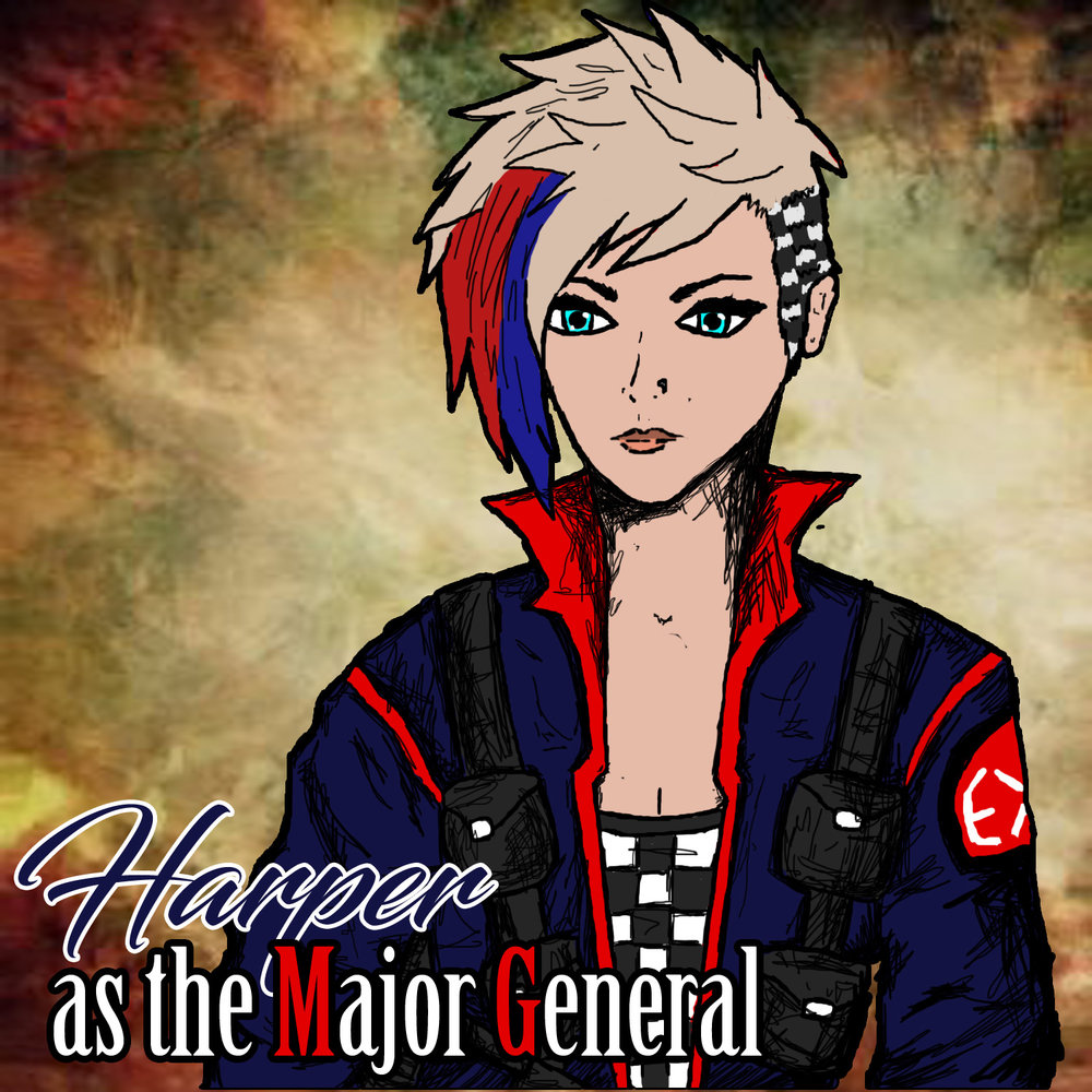 Harper as the Major General - Bunkers and Badasses Borderlands.jpg