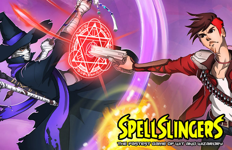 Spellslingers - Spellslingers is an easy to learn and fast-paced card game. Play anytime with anyone, anywhere.