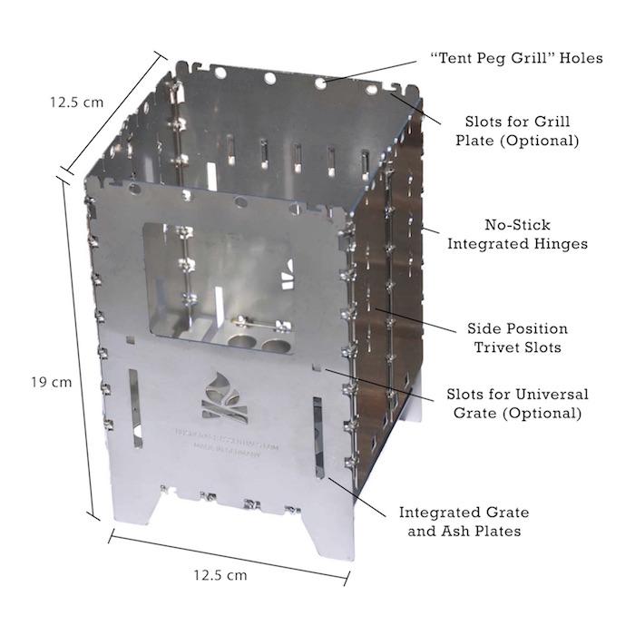 Bushbox XL Diagram
