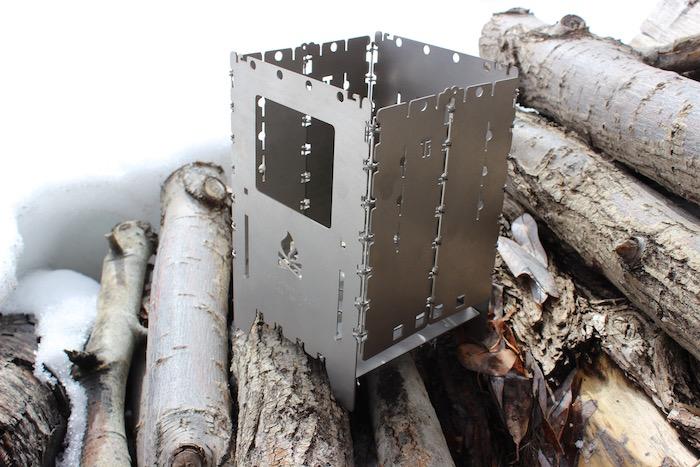 Bushcraft Essentials Bushbox XL Titanium