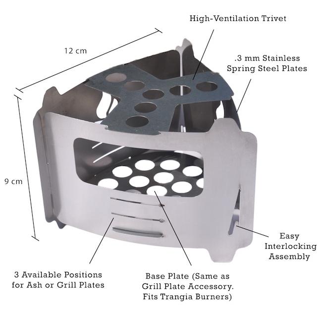 Bushcraft Essential Bushbox Ultralight 700