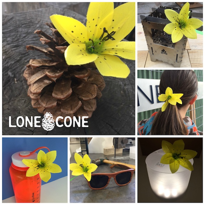 According to the LONECONE staff, Deuter's Signature Yellow Alpine Flower has Many Uses