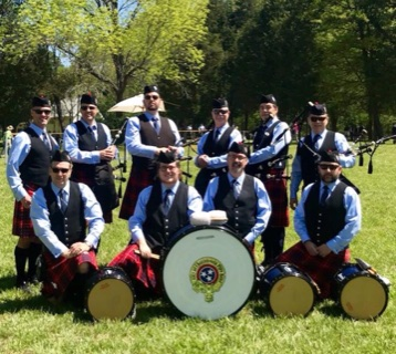 The Chattanooga Pipe & Drums