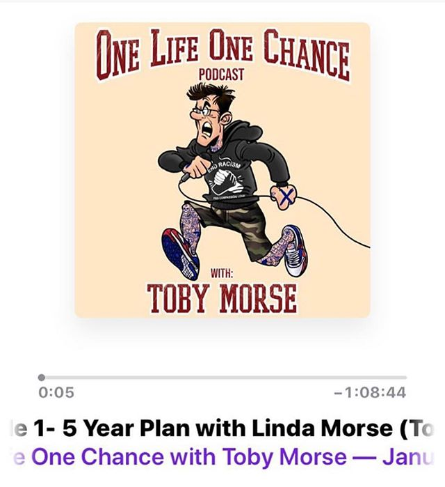 Out today! LINK IN THIS BIO! @onelifeonechancepodcast Episode 1 -Linda Morse @tobymorse Mother #PMAPodcast