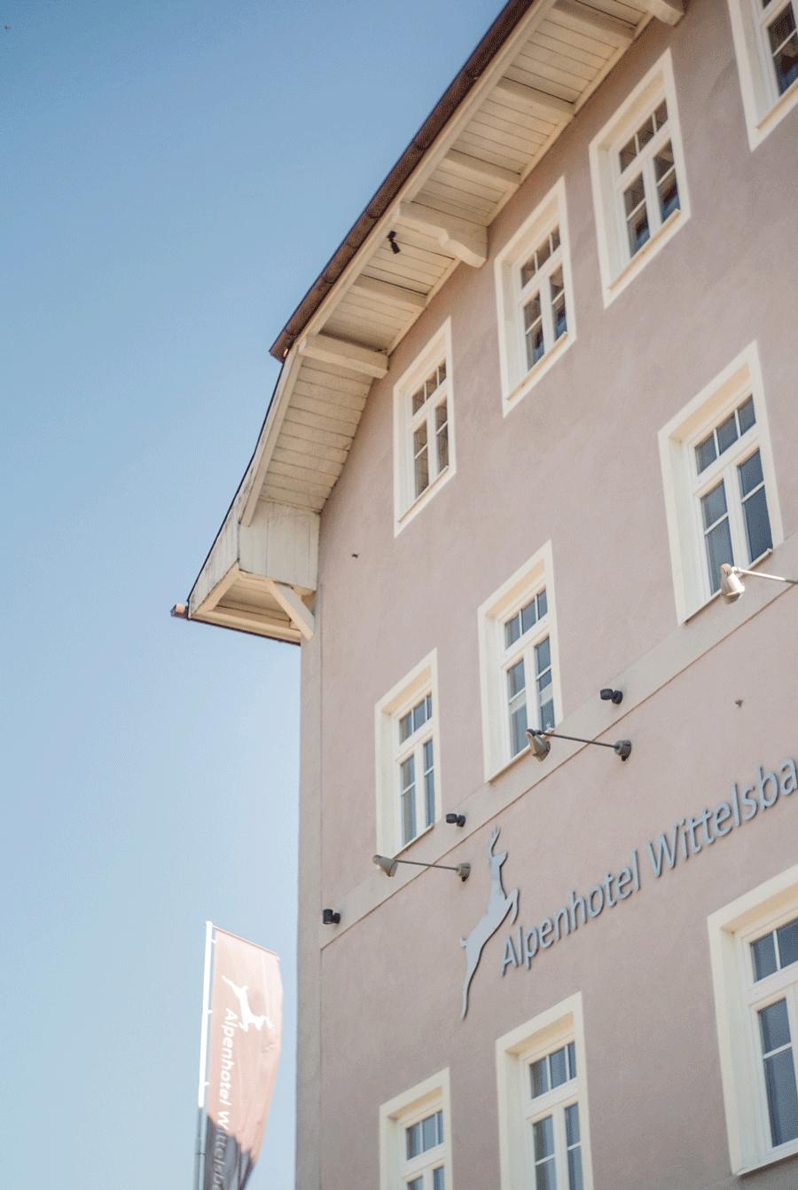 Alpenhotel Wittelsbach Ruhpolding Bayern Über