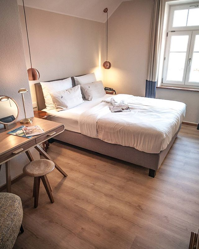 Our New Cozy Double  @alpenhotel.wittelsbach
