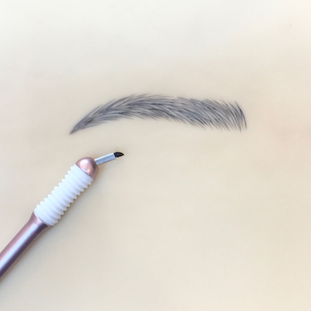 Prettyology Microblading method