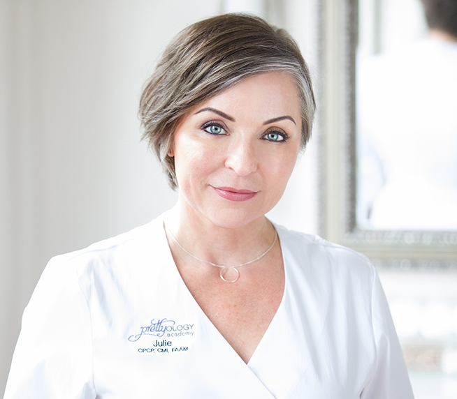 Lead Instructor: Julie Michaud of Prettyology Micropigmentation Academy