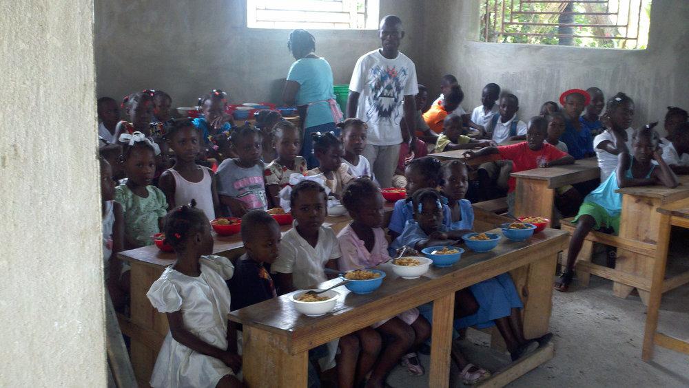 Haiti School Children