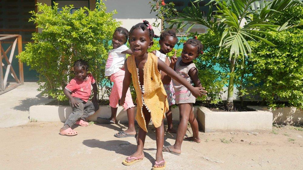 Happy Haiti Children