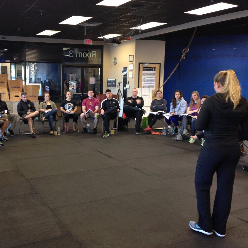 Empower Women to Train (E.W.T.) - Martial Arts, Self-Defense and Krav Maga School Owners, Managers,  Instructors, CoachesEWT is changing the face of self-defense by offering schools an opportunity to learn what it takes to create an inclusive, accessible training environment that attracts, empowers and retains female students. Certification benefits include increased revenue and new leadership opportunities, while instructors gain confidence working with female-identifying students and trauma survivors.