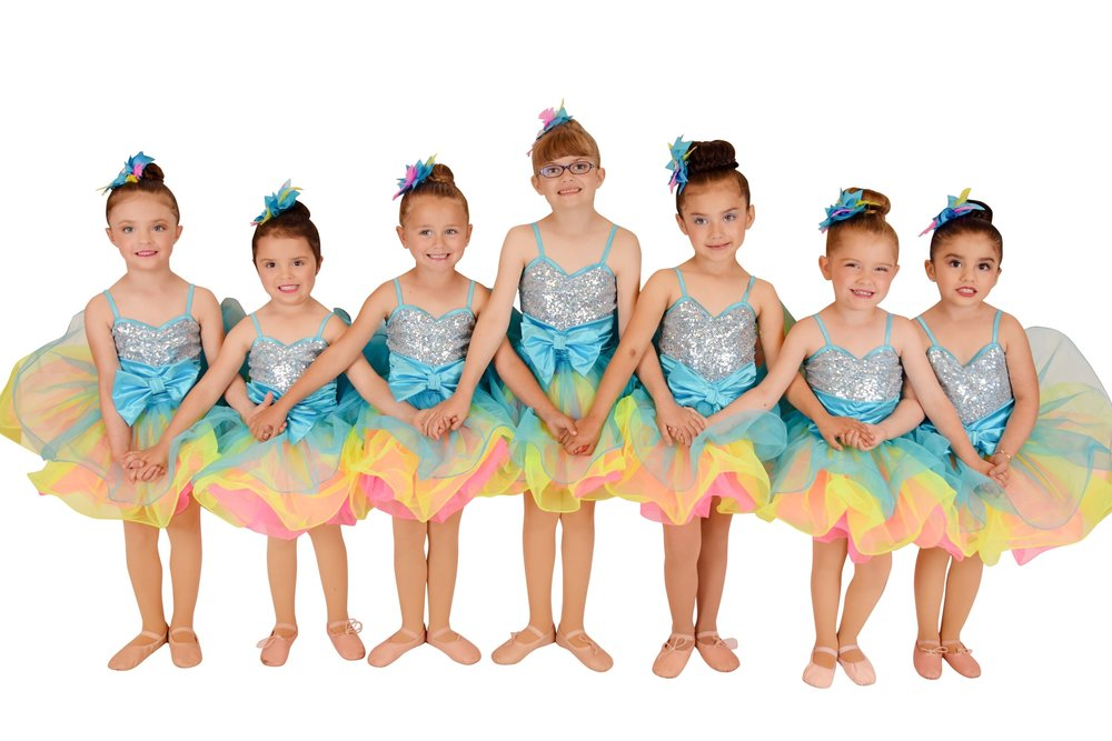 Curtsy Academy - Ages 2 - 6 years