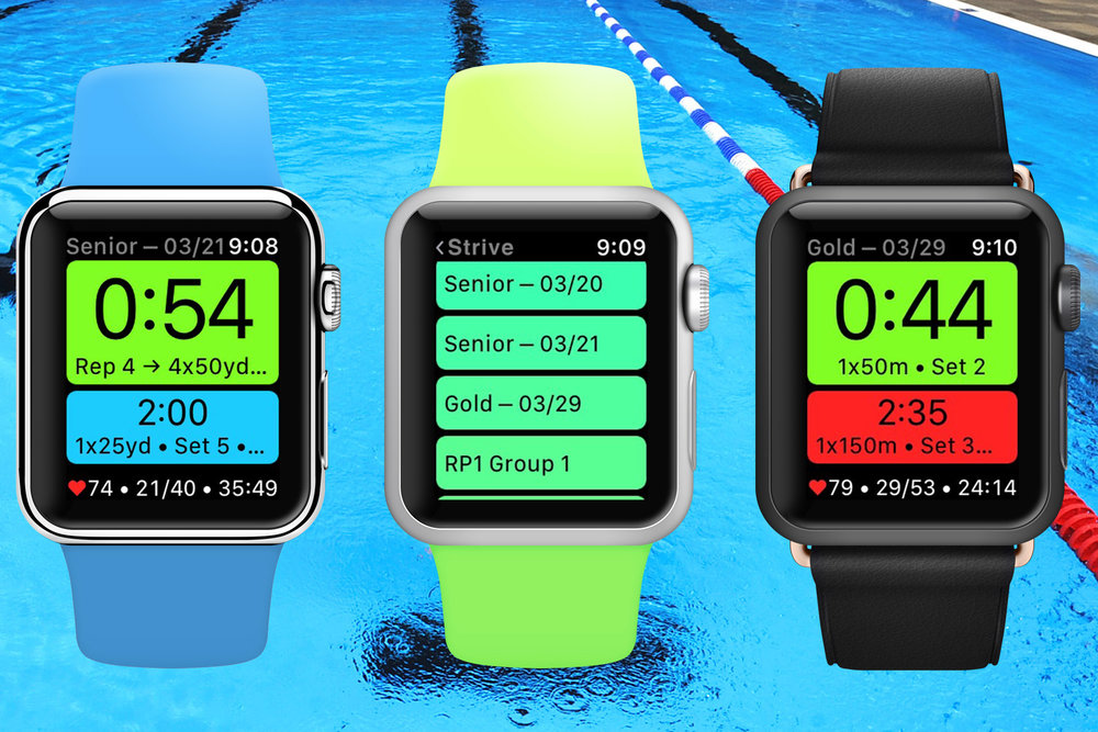 Now on Apple watch! -