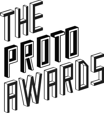 Most Innovative Honoree - The Proto Awards, 2015