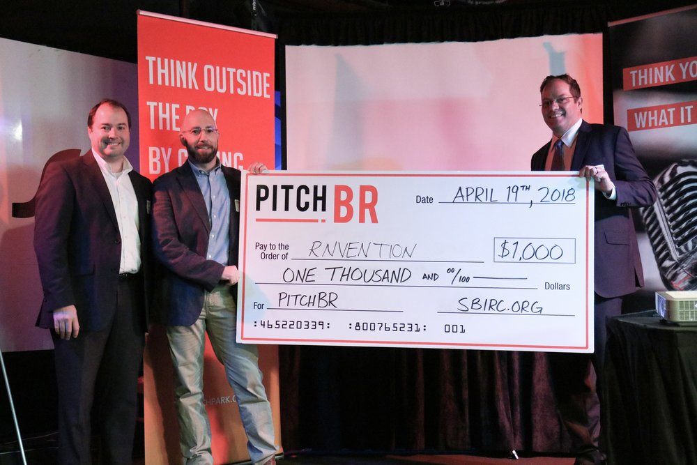 Innovative Health Care Consulting Company RNvention Wins Latest PitchBR.JPG