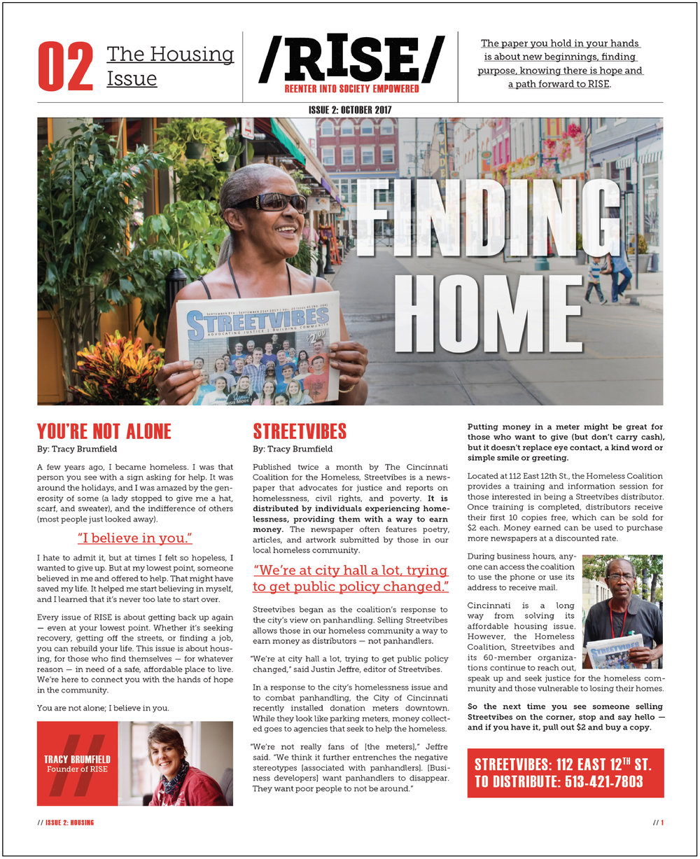 Issue 02 - THE HOUSING ISSUE