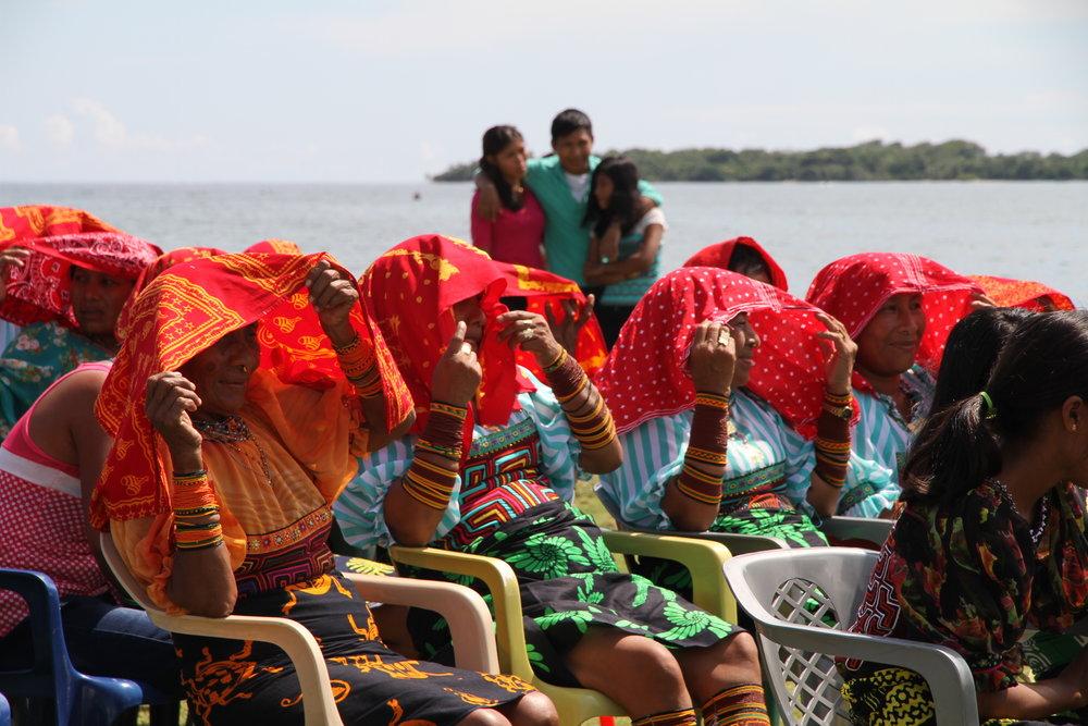 'Malutupu Guna Yala'  | ©   US Embassy Panama/Flickr   |   Creative Commons Licence CC BY-ND 2.0