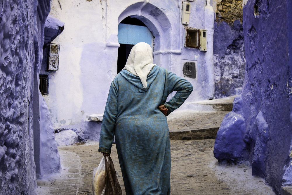 'The Blue Lady' | ©  Thomas Mulack/Flickr  |  Attribution-NoDerivs 2.0 Generic (CC BY-ND 2.0)