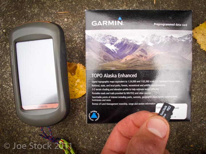 Garmin Topo Alaska Enhanced Review — Joe Stock