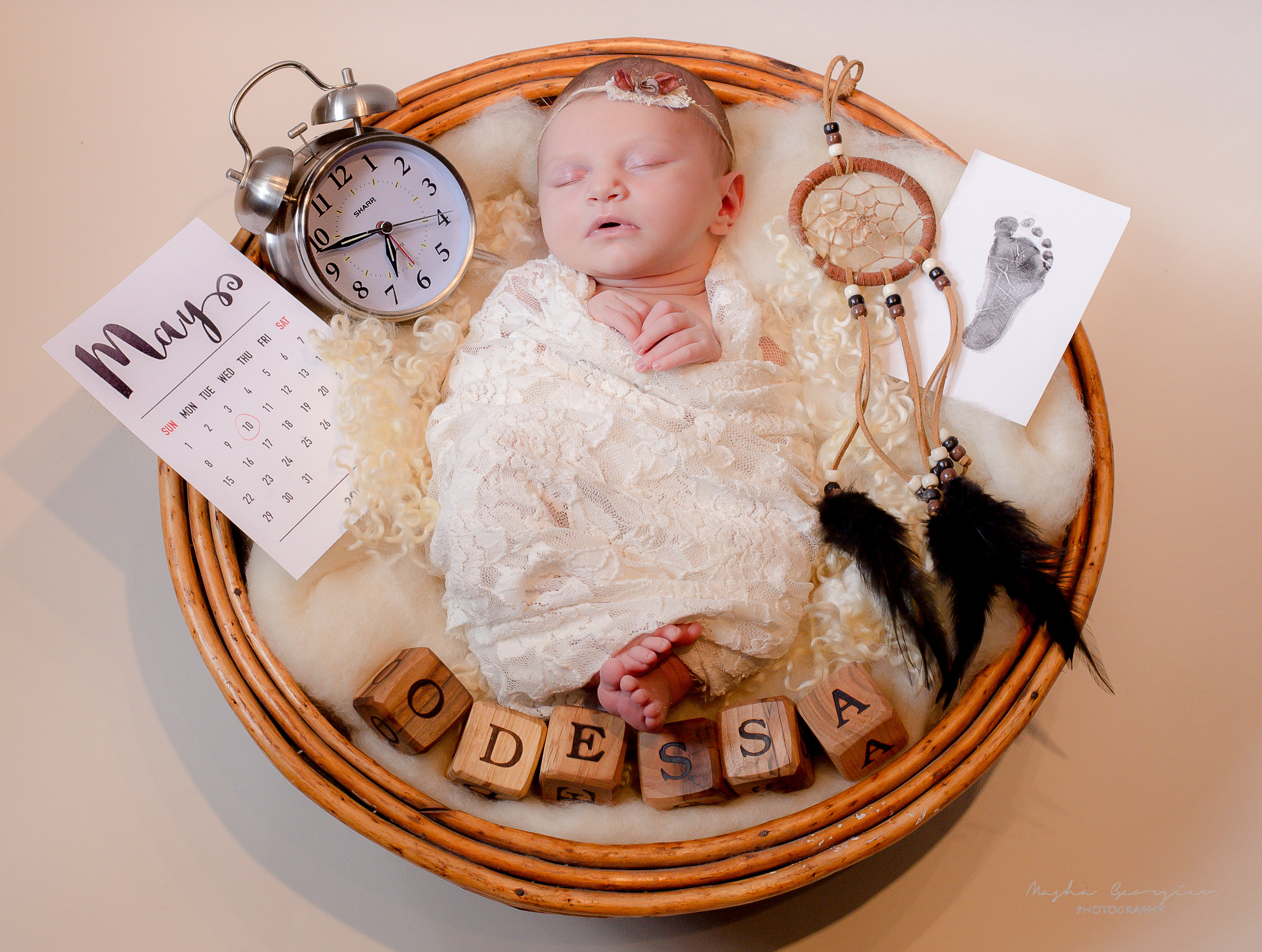 Los Angeles Newborn Photographer-14