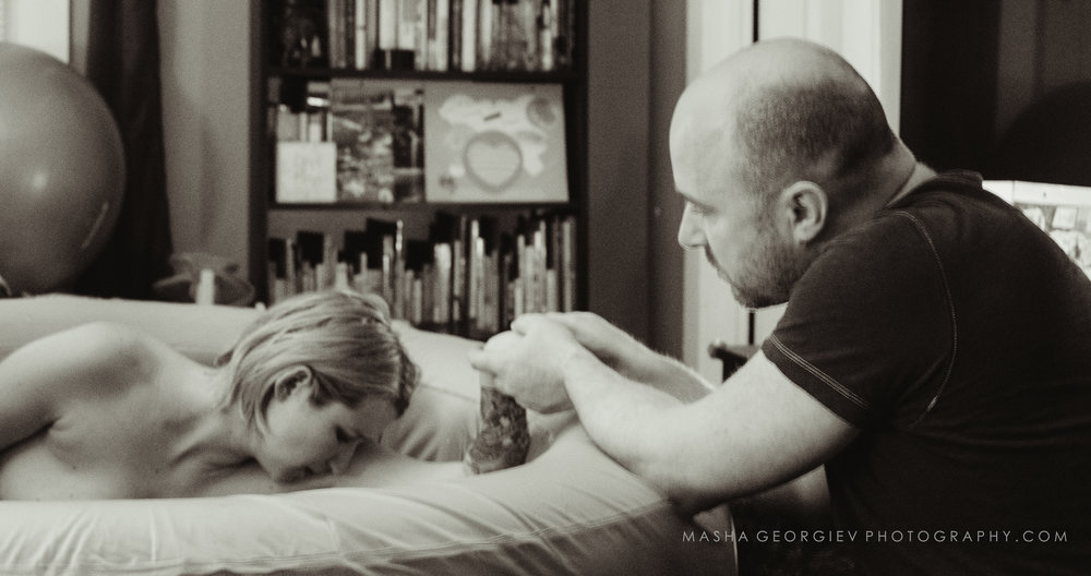 Portland Oregon Birth Photographer