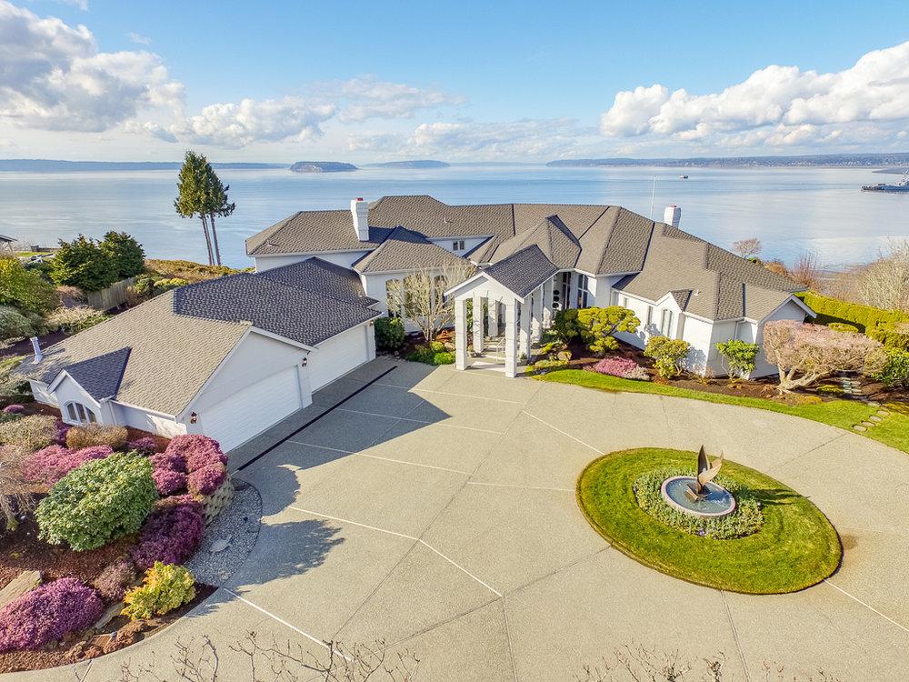 954 N Park Estate - Everett, WA // $2,500,000