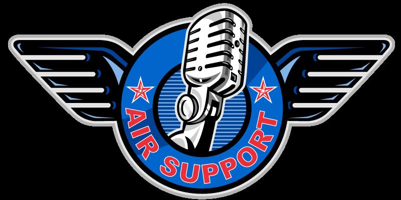 Bad Jingles & Vintage Jingles — Air Support Radio