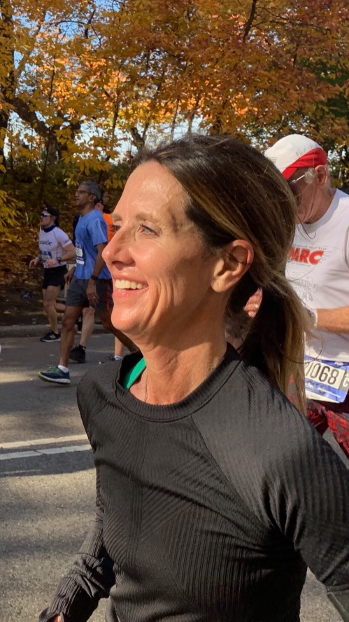 """""""In just a few short months of strength, stability,core and mobility work, I was back on the roads feeling stronger than ever"""" - Lacy A. Marathon Runner"""
