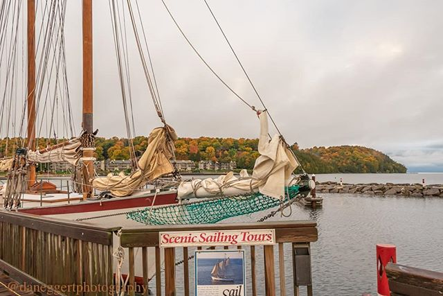 It's Fall Fest and our last weekend of sailing for 2018. Come celebrate a great sailing season with us! . . . . . @daneggertphotography #fall #fallsailing #fallcolors #sailing #sailboat #woodenschooner #tallships #schooner #edithmbecker #sailboattour #scenictour #vacationplanner #vacation #photooftheday #sisterbay #sisterbayDoorCo #doorcounty #doorcountywi #travelwisconsin #discoverwisconsin #greatlakes #lakemichigan #adventure #sailingadventure #boatride  #explorethedoor #travelwisconsin #discoverwisconsin #watersports #Summer