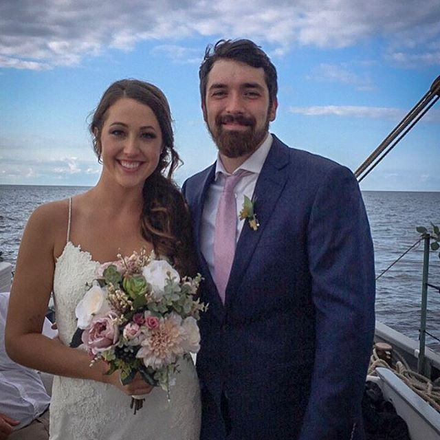 Happy Valentine's Day love doves! Were you recently engaged? Our 65ft tall ship makes the perfect venue for a wedding and the perfect bridal party activity for your destination wedding to Door County! . . . . . . . #weddings #sailboatwedding #doorcountywedding #intimatevenue #weddingplanning #bridalparty #lastsailbeforetheveil #love #goals #pictureperfect #smallvenue #beautiful #doorcountywedding #engaged #water #greatlakes #sisterbay #doorcounty #sail #sailing #tallships #edithbecker #saildc #togetherforever #romantic #summersailing #tyingtheknot #sailwedding #nauticalwedding #nautical