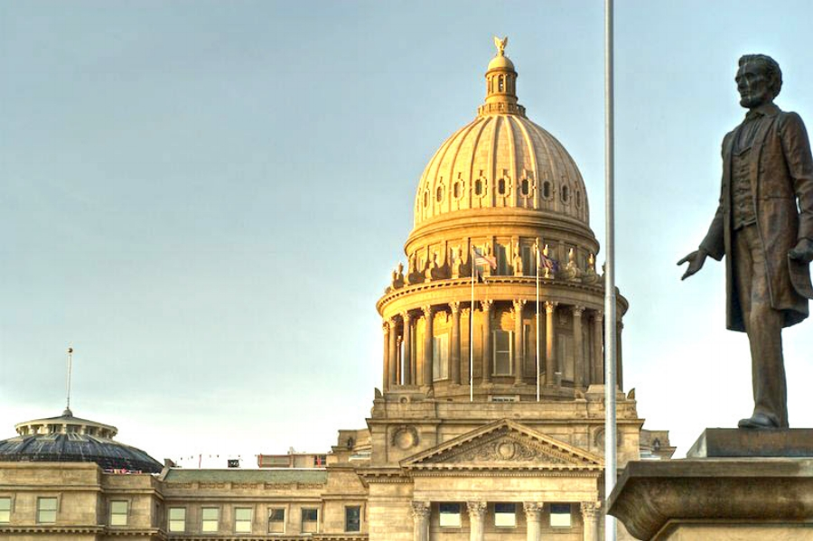 Idaho State Capitol -