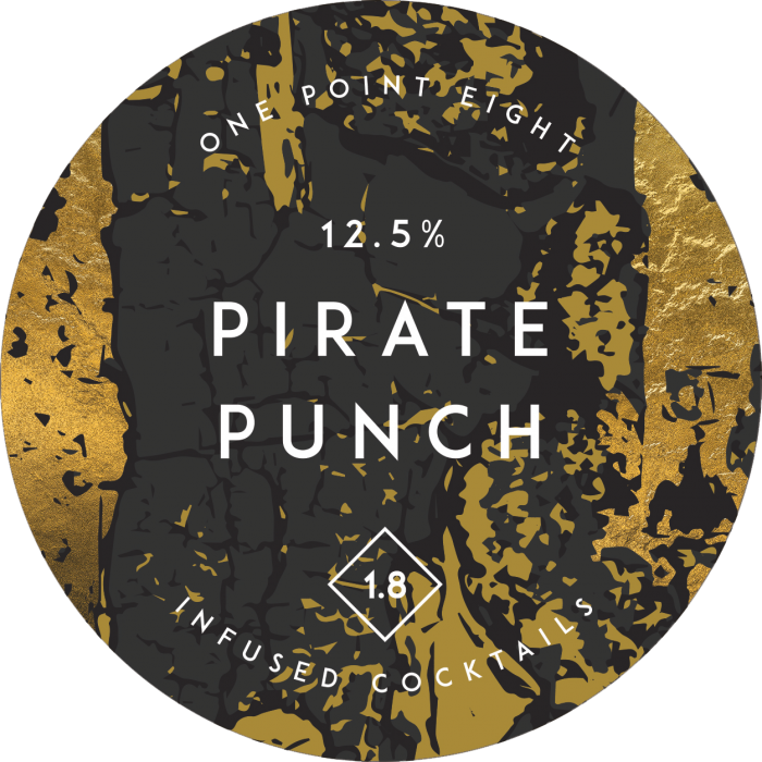 Aged rum infused with pineapple, cinnamon, lime, ginger, hibiscus and bitters. One of our most popular drinks – a true crowd pleaser.