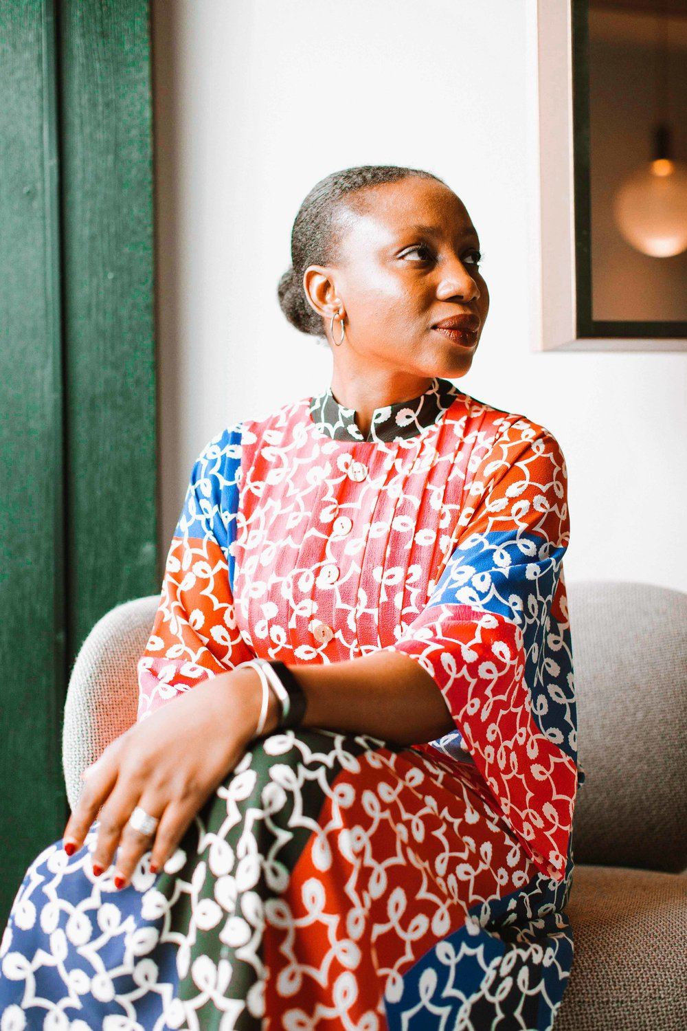 "A Focus On Women of Colour - ""Epara is a brand born out of a need to provide luxury skincare products to women with dark skin tones. The skin issues women have present differently in Women of Colour.""– Ozohu Adoh"