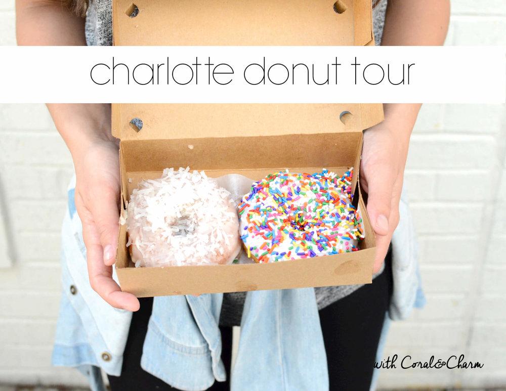 donut tour