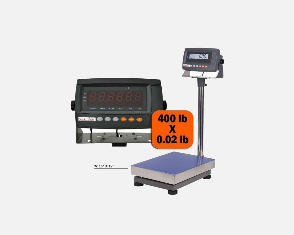 DW-440 - Capacity: 440-lbs